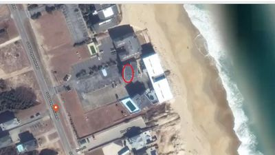 Aerial View: Swell Life is pictured inside the red circle.