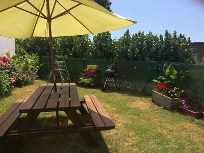 Photo for DAMGAN Charming cottage for 3 people with garden