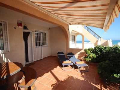 Photo for La Mata Beach Bungalow Las Dunas