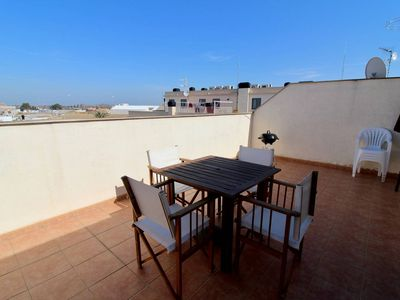 Photo for Apartment near the Delta, with views and terrace, WIFI