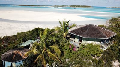 A Private Island in the heart of the Exuma Islands