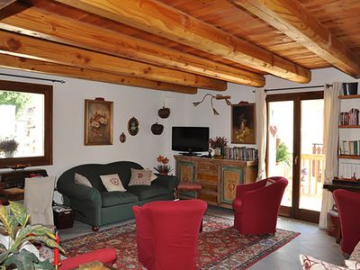 Photo for of charme- Apartment Bardonecchia - Borgo Vecchio- 4/6