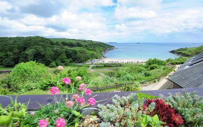Photo for Stunning coastal views, Indoor pool, 3 minute walk to the beach