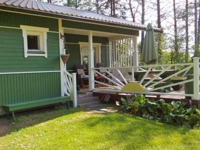 Photo for Vacation home Leppälä in Ahomäki - 6 persons, 1 bedrooms