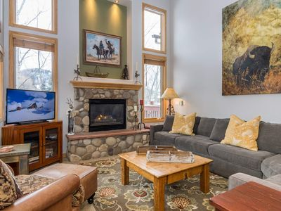 Photo for 3BR Townhome Vacation Rental in Steamboat Springs, Colorado