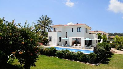 Photo for Luxury Villa with Private Swimming Pool, Sea Views and Large Private Gardens