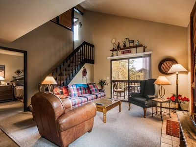 Photo for *FREE SKI RENTAL* Perfect for Families - Private Laundry, Main Floor Master, Loft, Fireplace, Pool