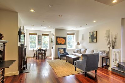 Built in 1894 and renovated in 2017, this home is both charming and modern.