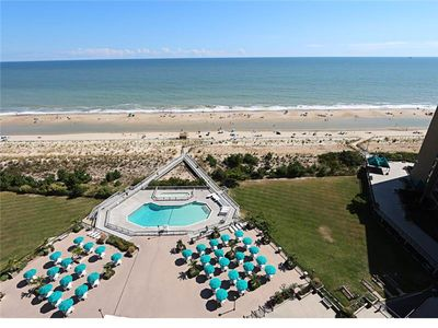 Photo for 1502S: 2BR Sea Colony oceanfront penthouse | Private beach, pools, tennis!