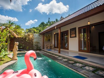 "Photo for New villa ""I LOVE YOU-III"": inhale Bali vibe!"