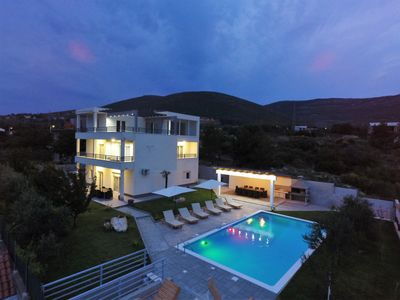 Photo for Brand new Villa with spacious swimming pool (55m2)