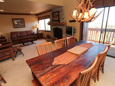 Photo for Mammoth Ski and Racquet Club #67, 1 Bedroom + Loft, 2 Full Bathrooms. Offers View!