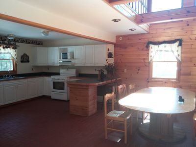 Photo for CLEAN AND COMFORTABLE ADIRONDACK CAMP. FAMILY ORIENTED AREA