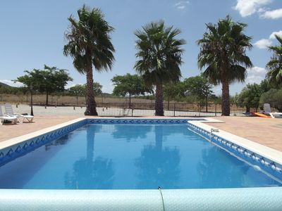 Photo for Mountain Views, Tranquil setting, Great Pool area,   2 person apartment