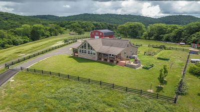 Photo for Beautiful Chalet Ranch-Farm experience only 32 minutes from downtown Nashville