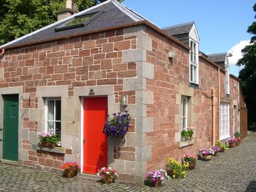 Gattonside, Melrose, Scottish Borders, UK