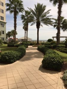 Photo for Right on the beach! Excellent view, updated decor/appliances! 2bd 2.5 bath