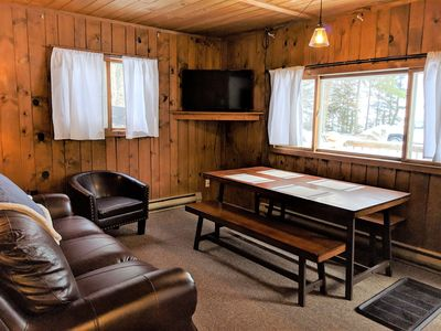 Photo for Badger's Retreat - Cabin #8 - Vacation in Style with the Best Amenities