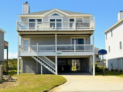Photo for SEMI-OCEANFRONT!  SPECIAL:  Rent 9/15 week and get 8th night FREE!