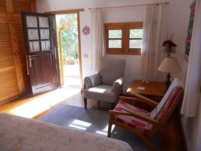 Photo for One bedroom Apartment, sleeps 2 in Haría with Pool and WiFi
