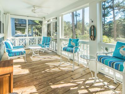 Photo for Luxury Captain's Cottage☀3BR-30A WaterSound West-May 13 to 16 $941! Beachwalk