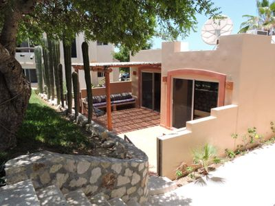 Photo for Quaint 2 bedroom/2 bathroom in Residential area of Cabo San Lucas