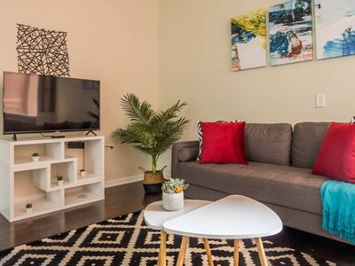 Photo for Arts + Culture at 1br Suite Near Benedum Center