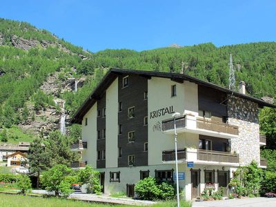 Photo for Apartment Haus Kristall  in Saas Balen, Valais / Wallis - 4 persons, 1 bedroom