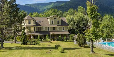 Photo for Group Booking at Exclusive, Historic, Mountain Home in the Catskills