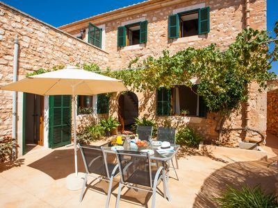 Photo for Villa Paula. Renovated and Traditional Majorca House