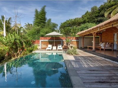 Photo for West Villa with Pool at Ubud 1BDR