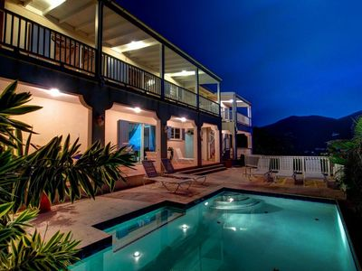 Photo for As Seen on HGTV ~ Arco Iris ~ 3 Private King Suites ~ Ocean View ~ Pool ~ A/C