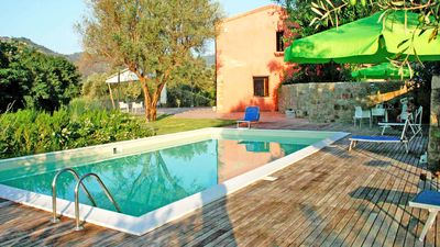 Photo for Farmhouse with pool between oranges and lemons trees