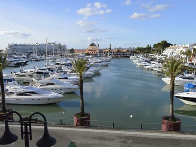 Photo for REFURBISHED APARTMENT WITH WIFI / CABLE CHANNELS IN MARINA VILAMOURA