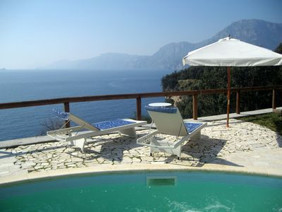 Photo for 2BR Villa Vacation Rental in Praiano Area