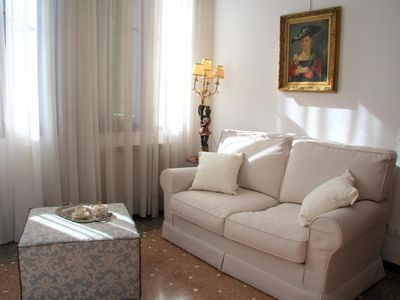 Photo for Charming & Elegant - 5 min from Railway Station, Water Bus and Car Terminal