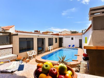 Photo for Vacation home Casa La Marina Playa del Hombre NR in Telde - 10 persons, 4 bedrooms