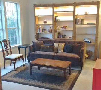 Front Living Room - One of Three Gathering Places in This 3000 Square Foot Home