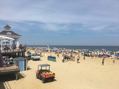 Photo for Beach house in long branch New Jersey.walk to ocean Ave and Restaurants 2 floor