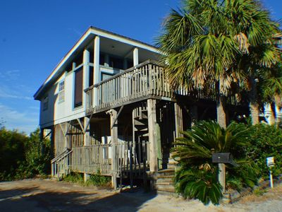 Photo for Rustic Beach Cottage in Seagrove! Directly Across the Street From the Beach