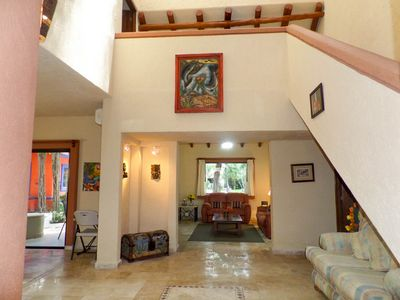Photo for Villa Benson Is A Beautiful Contemporary Mexican Style Home!