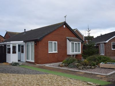 Photo for Berries in Deganwy  is a Well Equipped Thee Bedroom Bungalow enclosed garden