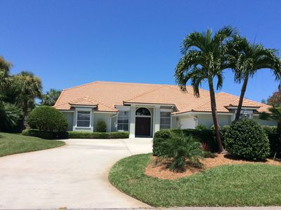 Photo for New To Market - Fully Equipped Island House-steps To The Beach-screened In Pool