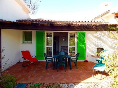 Photo for N124 - Numana, new villa with garden overlooking the sea