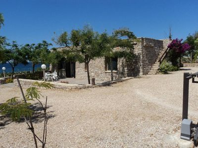 Photo for Villa 50 meters from the sea, breathtaking views, air-conditioned, fully equipped in Salento