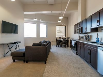 Photo for Unit 2 Executive Stay One Bedroom Condo with Parking