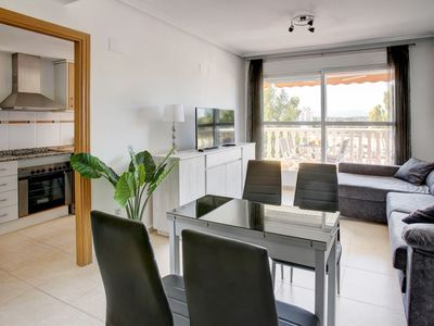 Photo for Apartment Jardines del Montgo in Dénia - 4 persons, 2 bedrooms