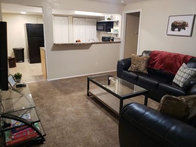 Photo for Cozy Newly Remodeled Basement Apartment