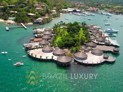 Photo for Luxury House above the sea with 6 suites, Pool and Chill-out.
