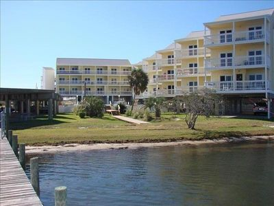 Photo for Family Friendly & Quiet Riverside Condo with Pool & Fishing Piers